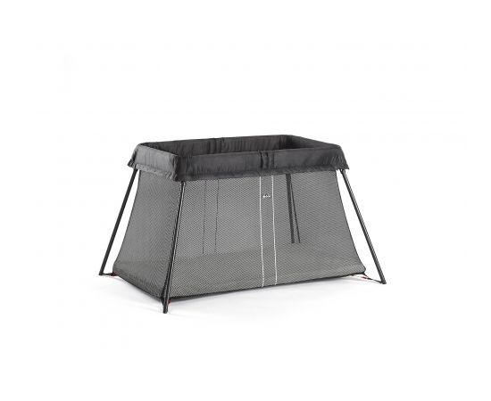 Babybjorn BABYBJÖRN travel cot Light Black Mesh 040280