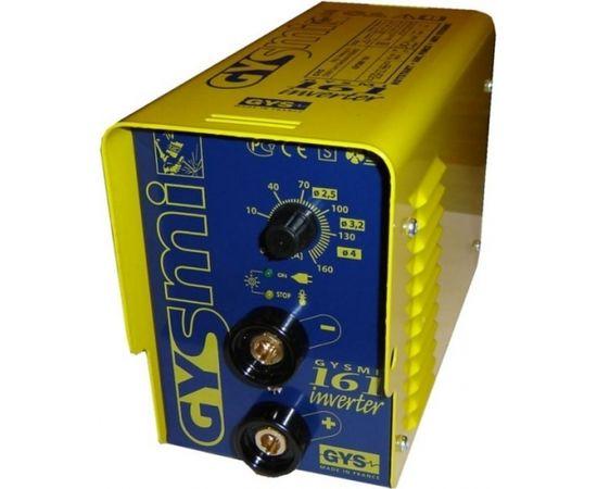 MMA elektrodu metināšanas iekārtaGYSMI 161 (INVERTER) GYS (Francija) 016705