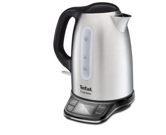 TEFAL KI240D30 With electronic control, Stainless Steel, 2400 W, 1.7 L, 360° rotational base