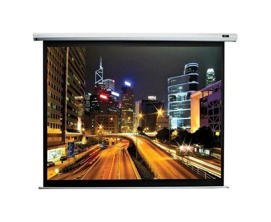 "Elite Screens Spectrum Series Electric125XH Diagonal 125 "", 16:9, Viewable screen width (W) 277 cm, White"