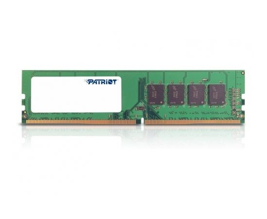 Memory Module | PATRIOT | DDR4 | Module capacity 8GB | 2133 MHz | CL 15 | 1.2 V | Number of modules 1 | PSD48G213381