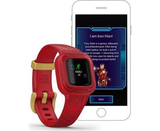 Garmin activity tracker for kids Vivofit Jr.3 Iron Man
