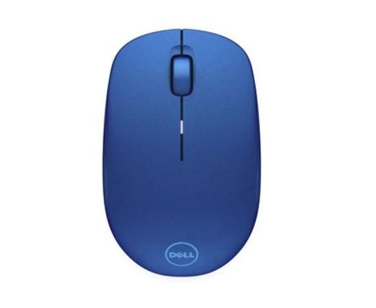MOUSE USB OPTICAL WRL WM126/BLUE 570-AAQF DELL