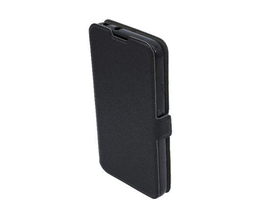 Telone Супер тонкий Чехол-книжка со стендом LG G6 H870 / H871 Черный