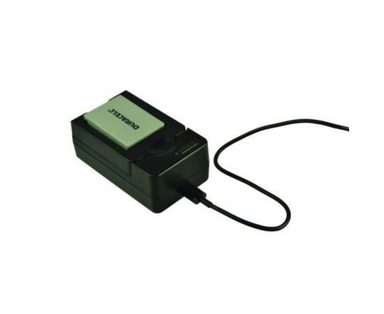 Duracell Аналог Panasonic DE-994 USB Зарядное устройство для CGA-S006 CGA-S007 DMW-BCA7 аккумуляторa