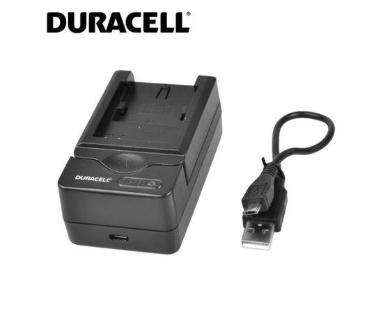 Duracell Аналог Canon CB-2LVE USB Зарядное устройство для PowerShot SD40 аккумуляторa NB-4L