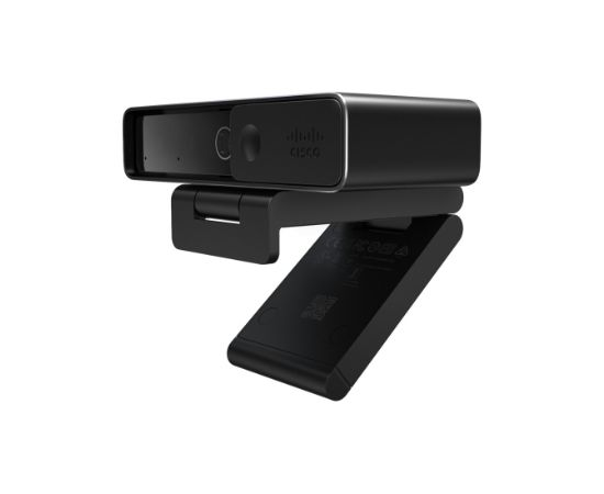Cisco Webex Desk Camera in carbon black for worldwide (includes USB C-to-A and USB C-to-C cables) / CD-DSKCAM-C-WW