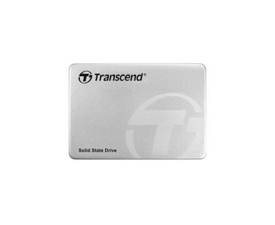 Transcend SSD SSD370 64GB SATA3 2,5'' 7mm Read:Write (450/80MB/s) Aluminum case