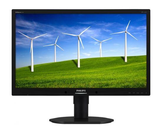Monitor Philips 231B4QPYCB FHD,23inch, D-Sub/DVI-D/DP