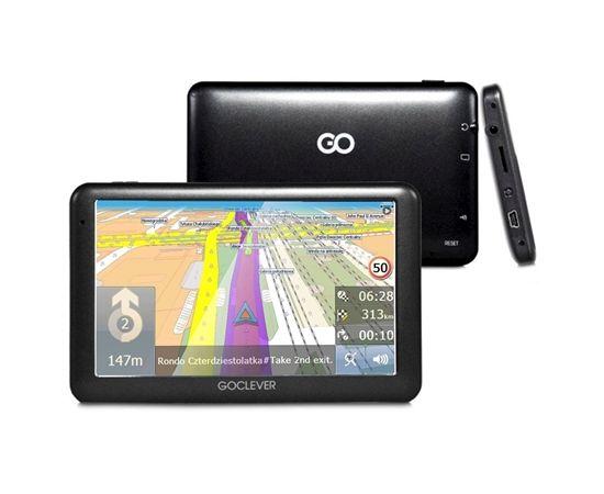 Navigāciju stiprinājums pie stikla GoClever GCDN2540NR NAVIO 2 540 (Ir veikalā)
