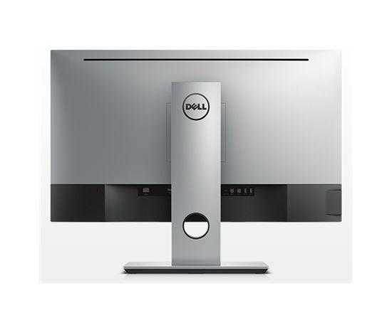 """Dell UltraSharp UP2716D 27 """", 2K Ultra HD, 2560 x 1440 pixels, 16:9, LED, IPS, 6 ms, 300 cd/m², Black, Silver, DP,mDP,2 x HDMI (MHL),4 x USB3 with one charging port,2 x USB3 upstream, Mini DisplayPort, US"""