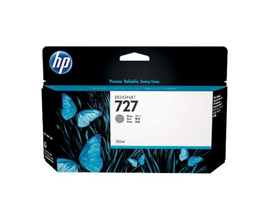 Hewlett-packard HP no.727  Gray Ink Cartridge 130 ml for T920,T1500,T2500 series / B3P24A