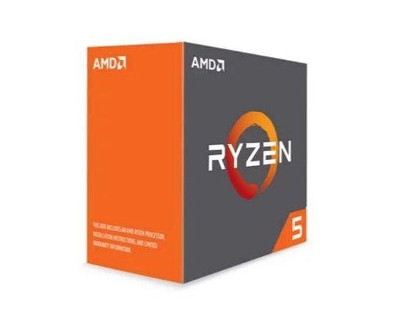 CPU | AMD | Ryzen 5 | 1600 | Summit Ridge | 3200 MHz | Cores 6 | 16MB | Socket SAM4 | 65 Watts | BOX | YD1600BBAEBOX