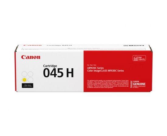 CANON CRG 045 HY yellow toner