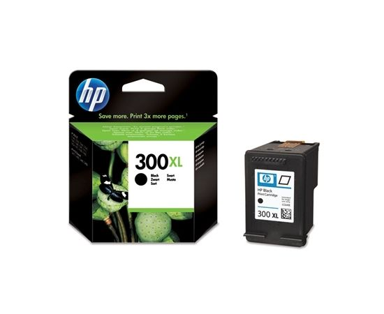 HP 300XL ink black Vivera 12ml (ML)