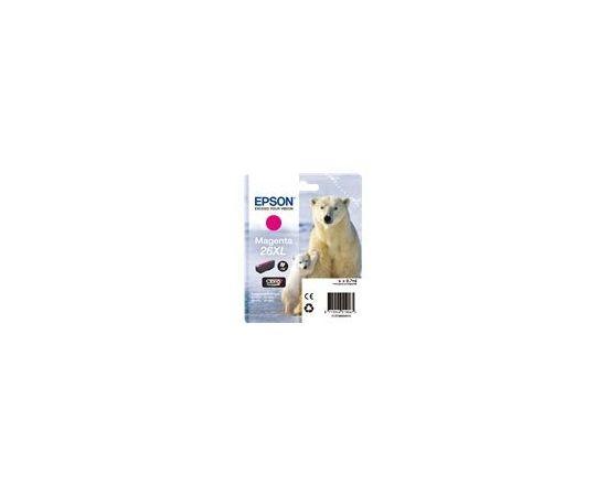 EPSON Tinte Singlepack Magenta 26XL