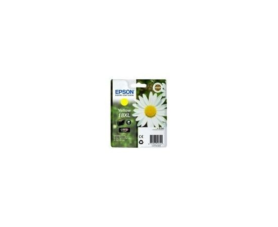 EPSON ink Yellow 18XL Claria Home Ink