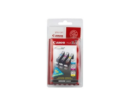 CANON CLI-521 Multipack c/m/y