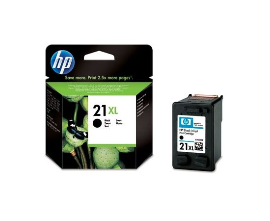 HP 21XL ink black