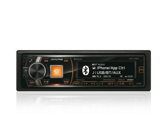 Alpine CDE-178BT CD Receiver with Bluetooth