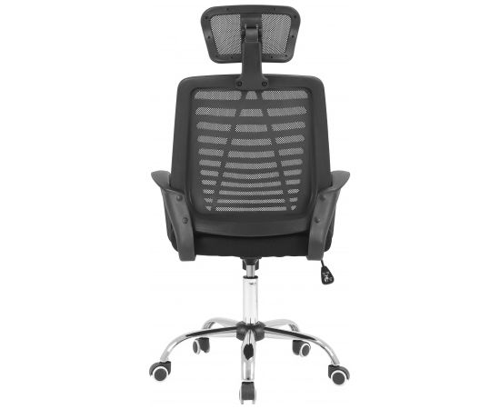 Up Up High-Back Mesh Office Chair black