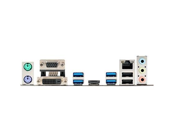Asus PRIME H270-PLUS Processor family Intel, Processor socket LGA1151, DDR4-SDRAM, Memory slots 4, Supported hard disk drive interfaces M.2, Serial ATA III, Number of SATA connectors 6, Chipset Intel® H270, ATX