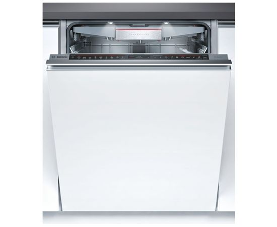 Bosch SMV88TX36E Built in, Width 60 cm, Number of place settings 13, Number of programs 8, A+++, Display, Stainless steel