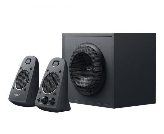 Speaker | LOGITECH | 1xHeadphones jack | Black | 980-001256