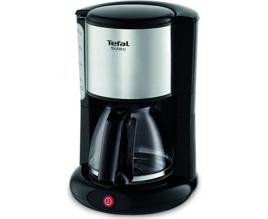 TEFAL CM360830 Subito filtra kafijas automāts, melns/sudraba