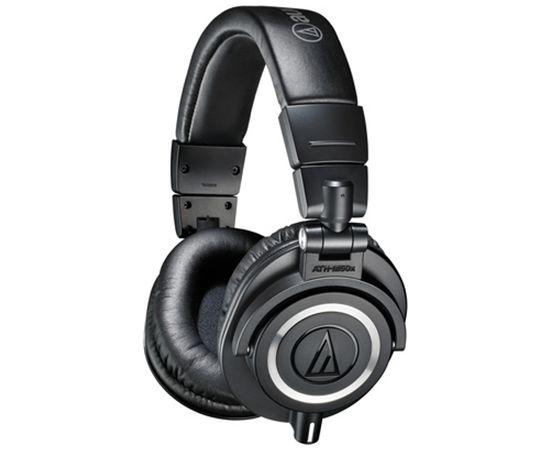 Audio Technica ATH-M50X Head-band, Black