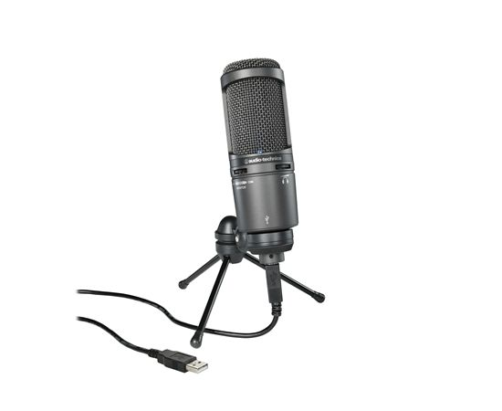 Audio Technica AT2020USB Black