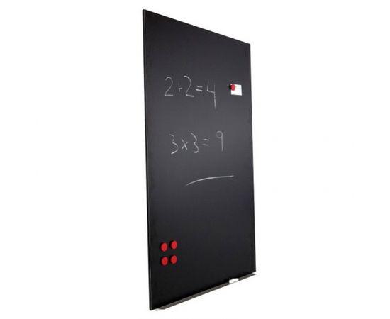 Tāfeles panelis ROCADA SkinChalkBoard ,100 x150 cm, melns