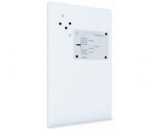 Tāfeles panelis ROCADA SkinWhiteBoard , 100 x 150 cm, lakots