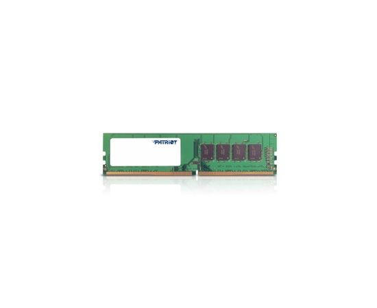 Memory Module | PATRIOT | DDR4 | Module capacity 8GB | 2400 MHz | CL 17 | 1.2 V | Number of modules 1 | PSD48G240081