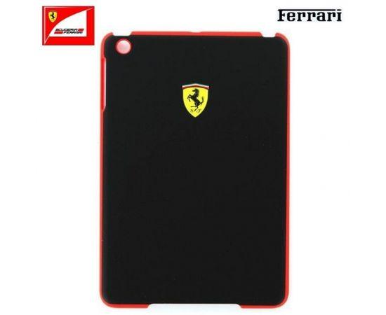 Ferrari FESIHCP5RE Scuderia Эксклюзивный Тонкий Чехол-крыжка Apple iPad mini Черный/Красный (EU Blister)