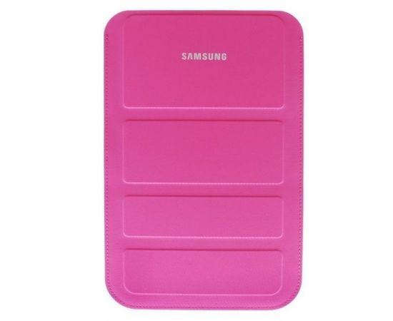 """Samsung EF-ST210BPE Universāls 7"""" Galaxy Tab Maks - kabata ar statīvu Rozā (EU Blister)"""