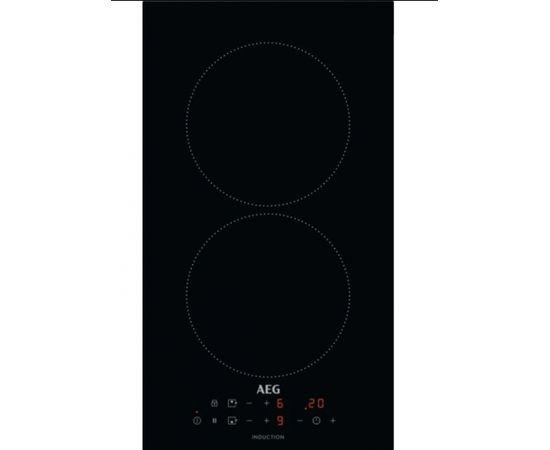 AEG IKB32300CB indukcijas plīts virsma 30cm 2zonas