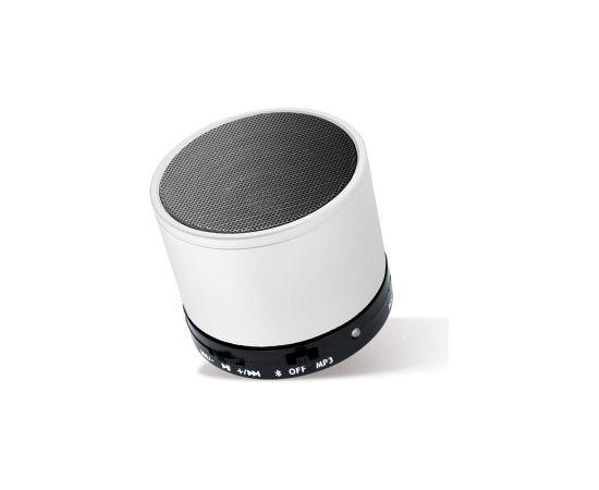 Setty Junior Bluetooth  Bezvadu Skaļrunis ar Micro SD / Aux / Balta